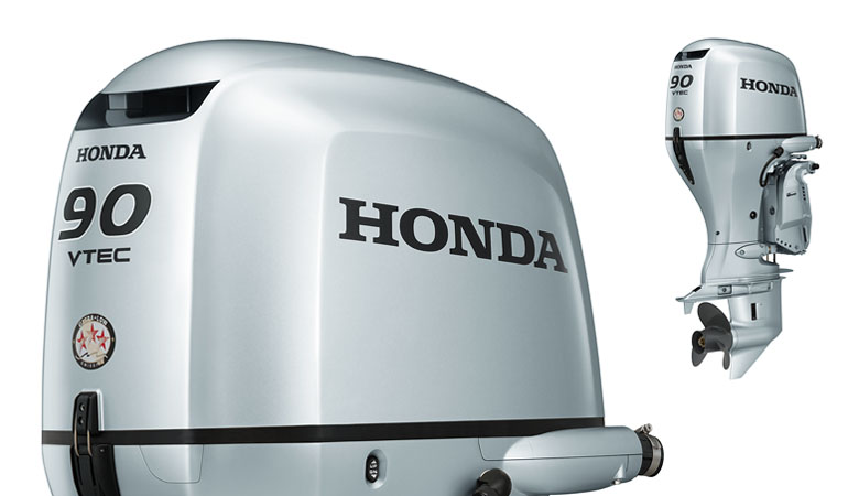 Honda marine for 90 hp outboard motor prices